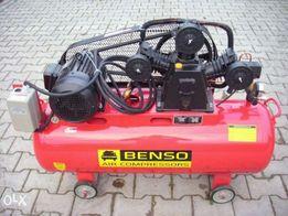 Kompresor olejowy 200 L 400V 3 tłoki dostawa gw.2 lata