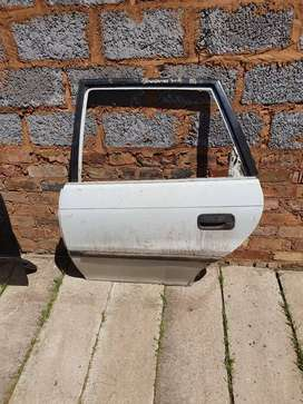 Opel astra rear left door shell