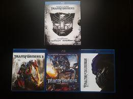 Transformers trylogia 3 filmów blu-ray