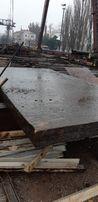 Лист 150мм, сталь 09Г2С