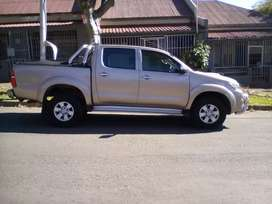 2007 Toyota Hilux, 105,000km, spare key, leather seat, engine 3.0 D4D