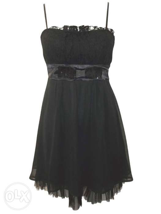 Dress Lace sequinned party dress 0
