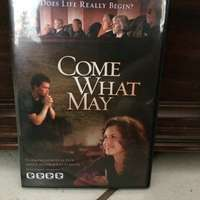Image of come what may dvd