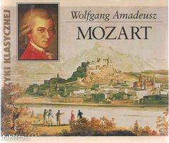 Wolfgang Amadeusz Mozart Piosenki Reader's Digest Kolekcja 3 Płyty CD