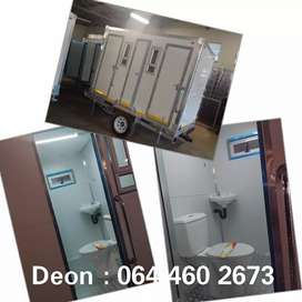Mobile vip toilets sale