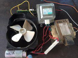 Микроволновая печь WEST