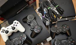 Sony PlayStation 3 Slim 320 Gb прошитая PS3