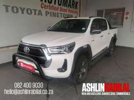 2020 Toyota Hilux 2.8 GD-6 RB Auto Raider