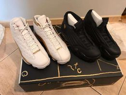 Nike Air Jordan 13/14 DMP Pack US 11 EUR 45 Nowe