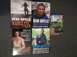 Książki Bear Grylls