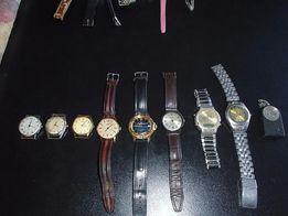 коллекция мужских ручных часов