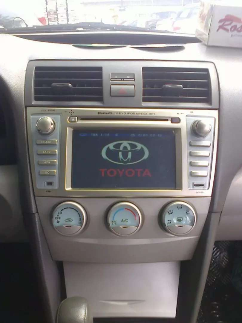 DVD with navigation and reverse camera 0