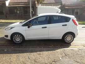 2016 Ford fiesta EcoBoost, automatic, 36,000km, engine 1.0