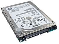 "Image of 160Gb Sata 2.5"" HARDDRIVE for Laptops.Has Win7 loaded!Works 100%.R300!"