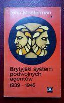 Brytyjski system podwójnych agentów, wydanie 1