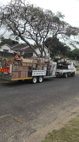 Bakkie hire and transport