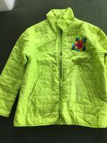 Курточка для дівчинки,весняна