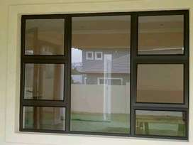 We want a person to manufacture Aluminium Windows, Doors