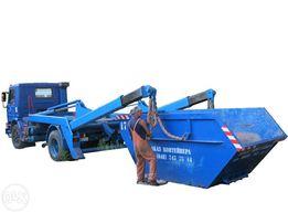 Вывоз мусора Контейнером: строительного, бытового, промышленного.