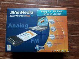 AverMedia TV CardBus Plus