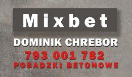 Mixbet posadzki betonowe Jastrych