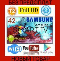 Телевизор Самсунг СМАРТ ТВ 42 / Новый Samsung t2/smart/Led/32/40/Wifi