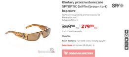 Okulary Przeciwsłoneczne SPY