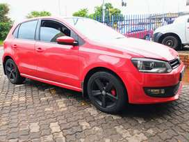 2013 vw polo 6 comfortline hatchback