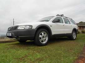2003 VOLVO XC70  2.5T AWD AUTO CROSS COUNTRY