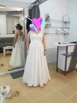 Suknia ślubna Agnes K17102 r.42/44