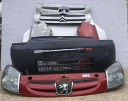 Бампер/Решітка Fiat Scudo/Citroen/Peogeot Expert