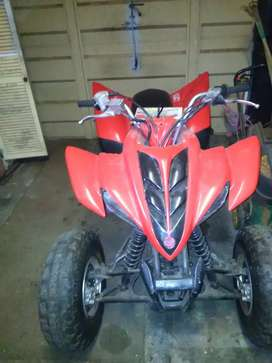 Quad Bike 350 Yamaha raptor
