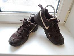 фирменные легкие кожаные кроссовки Nike ACG р. 38 (25 cм)