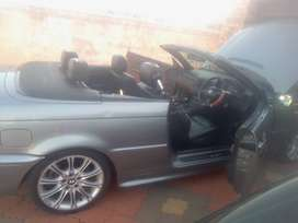 2005 MBW 330CI convertible for sale