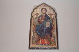 Икона Иисус Христос Спаситель дерево, картина, Ікона Ісус сын Божий