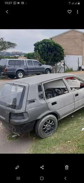 Strippin toyota conquest 130 4 and 5 speed for spares
