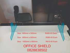 OFFICE SHIELD /TABLE SHIELD