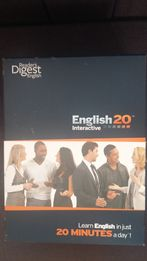 English 20 Interactive - Reader's Digest English poziom 1+2