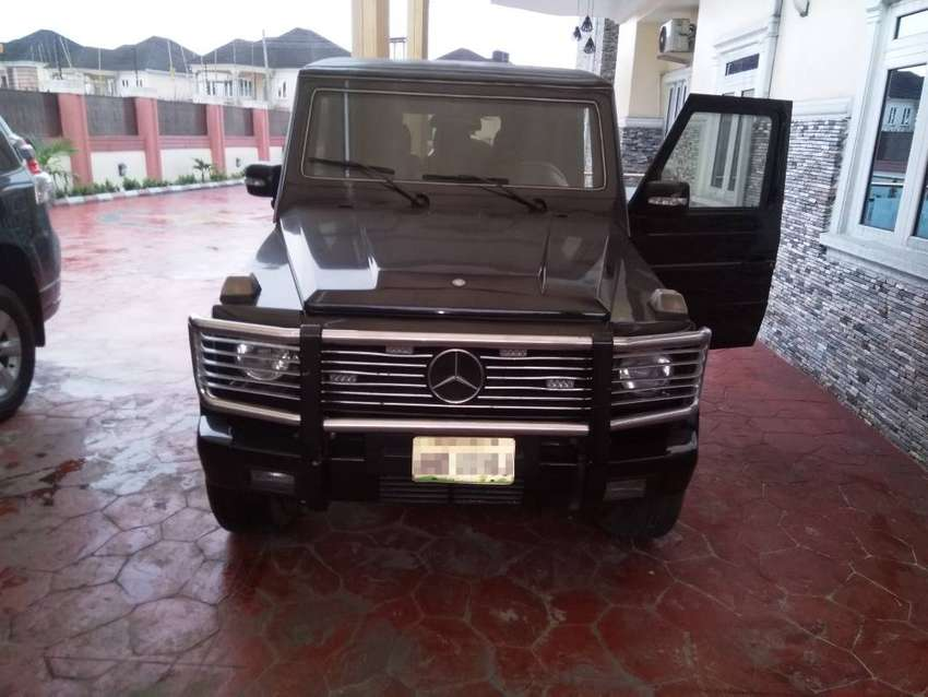 Bullet proof 2006 Mercedes Benz G500 Gwagon 0