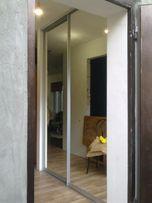 Дешево раздвижные двери для шкафа купе под заказ