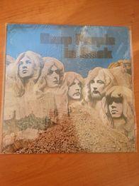 DEEP PURPLE In Rock, 1970, Harvest, by Garrod&Lofthouse Ltd. / NM.