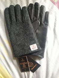 Перчатки Next & Harris Tweed размер L под пальто