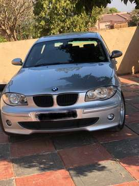 BMW 120i, very neat car,