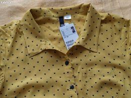 Bluzeczka letnia/ tunika H&M/ wyprzedaż