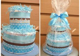 Торт з підгузників торт з памперсів торт с памперсов