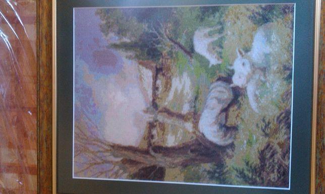 Вишита картина Львов - изображение 1