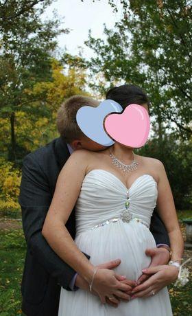 Продам свадебное платье 48-50 размера.