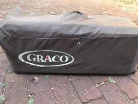 Graco baby camp cot for sale