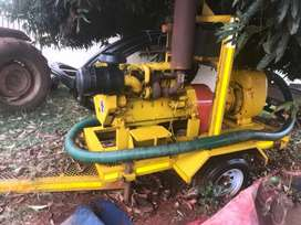 Water pump machine 6 cylinder