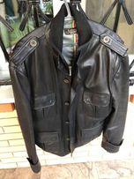 Продам модную мужскую кожаную куртку